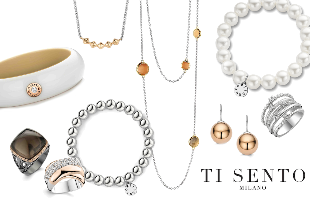 Ti Sento Sale Jewellery at Phillip Stoner Trinity Leeds