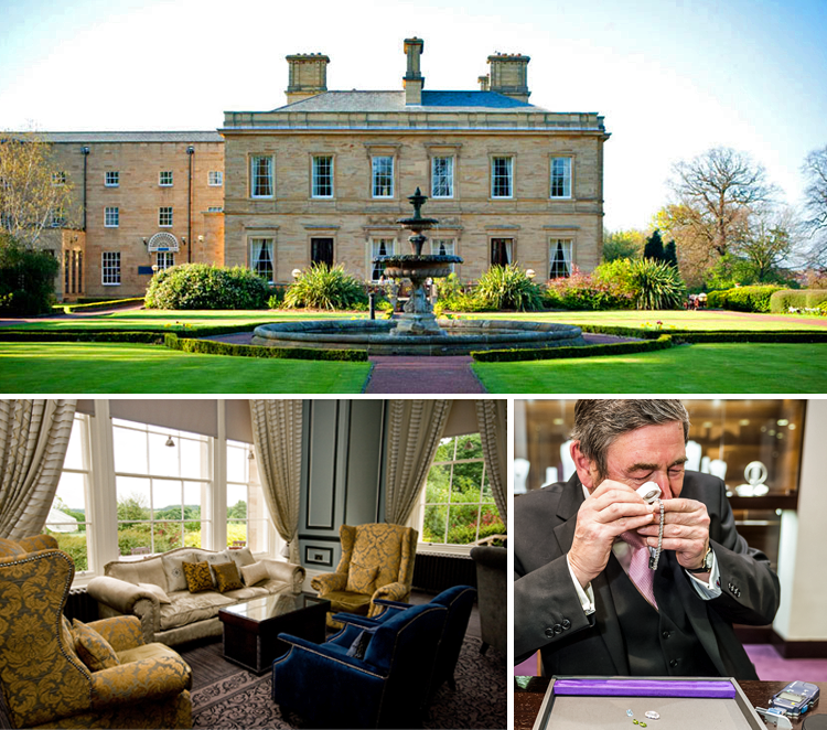 Jewellery Valuations at Oulton Hall, Leeds