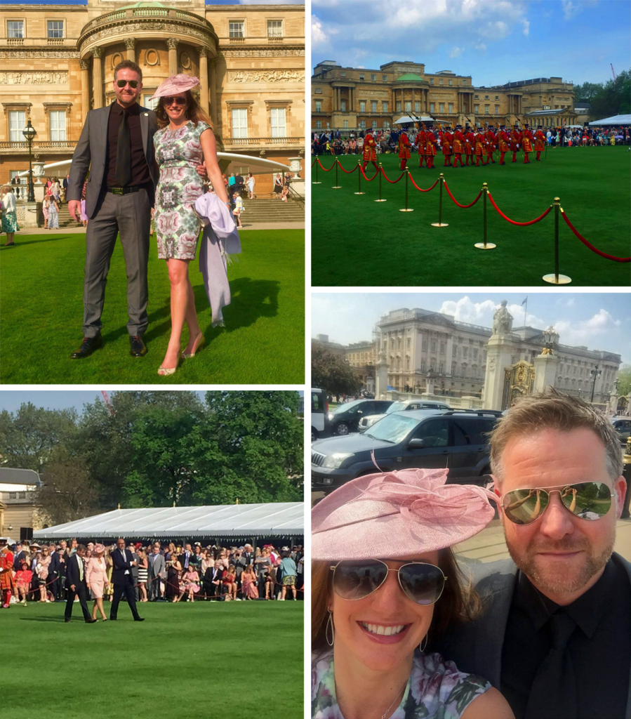 Buckingham Palace Garden Party 2016