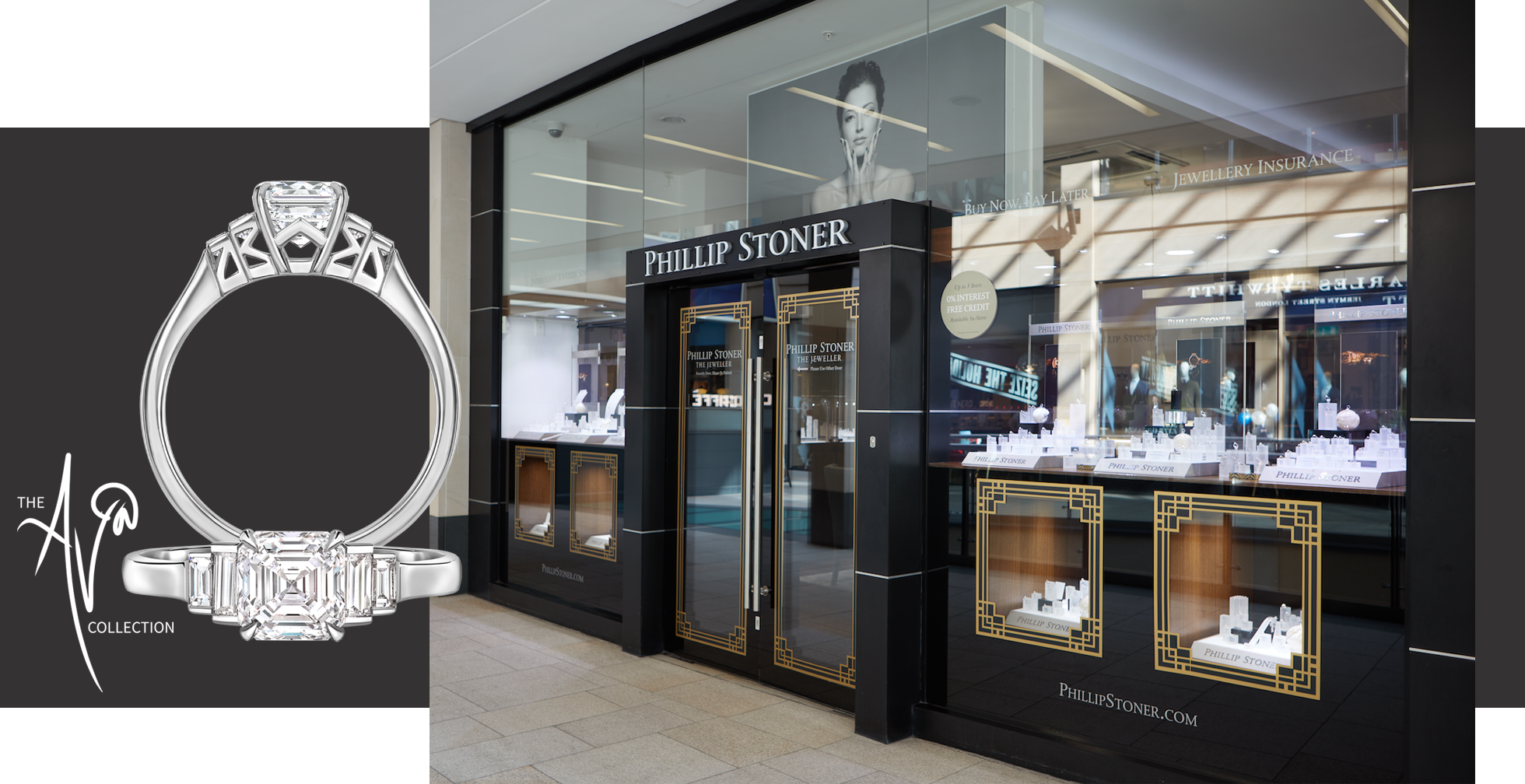 The Ava Collection, Exclusive to Phillip Stoner The Jeweller