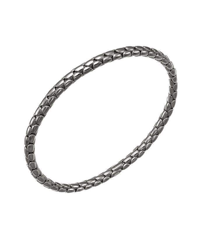 Chimento Black Rhodium Slim Spring Stretch Bracelet