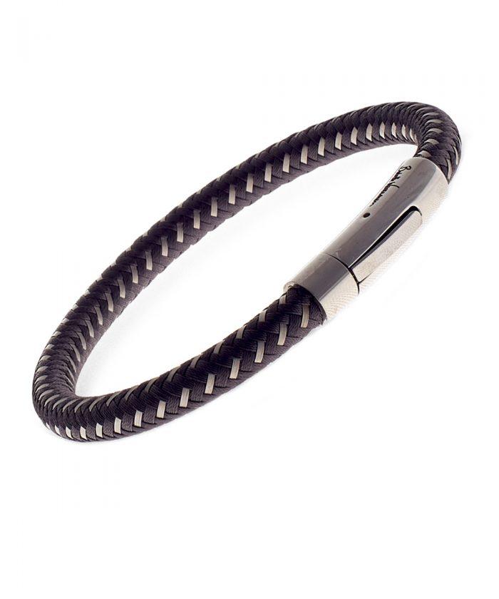Babette Wasserman Black Devil Steel Bracelet