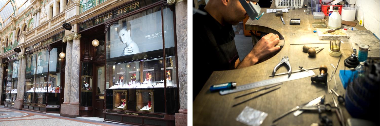Phillip Stoner The Jewellery Workshop Leeds